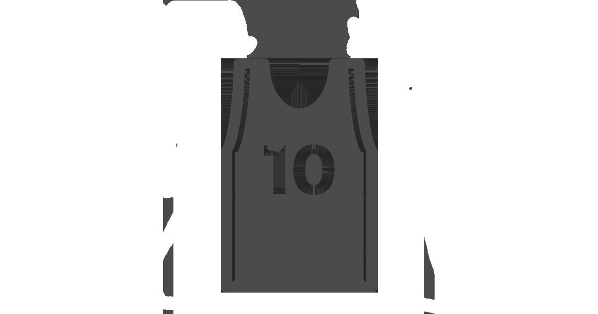 バスケのユニフォーム
